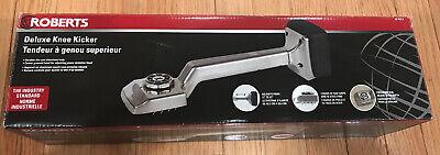 Roberts Deluxe Adjustable Carpet Knee Kicker 10-412-2 New
