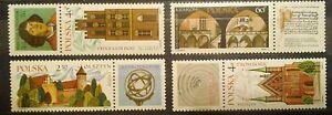 POLAND-STAMPS MNH Fi1940-43 SC1818-21 Mi2088-91 - Trail Copernicus, 1971, clean - <span itemprop=availableAtOrFrom>Reda, Polska</span> - POLAND-STAMPS MNH Fi1940-43 SC1818-21 Mi2088-91 - Trail Copernicus, 1971, clean - Reda, Polska