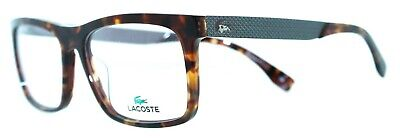 LACOSTE - L2788 214 55/16 - TORTOISE - NEW Authentic MEN Designer EYEGLASSES