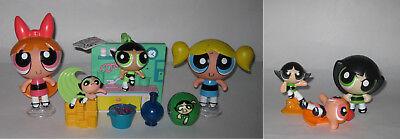 Big Powerpuff Girl (BIG Powerpuff Girls Lot Blossom/Bubbles Action Figures Playset Buttercup)