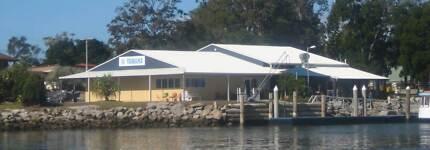 Iluka Boatshed and Marina