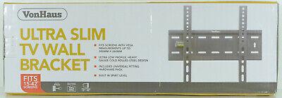 VonHaus Ultra Slim TV Wandhalterung 15-42