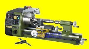 PROXXON 24002 Präzisionsdrehmaschine PD250/e Drehmaschine am Lager - NEU