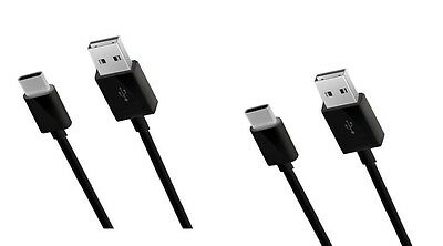 2x USB Sync&Charger Cable Cord Wire for ATT ZTE Trek 2 Trek2 HD K88 Tablet