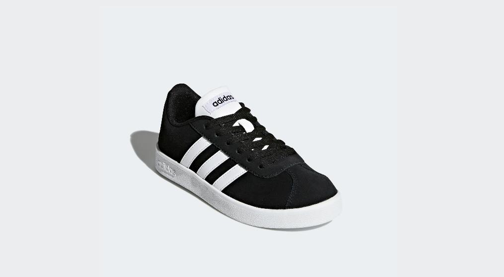 Sconto Abbigliamento & Moda Bambini eBay.it Scarpe Adidas Db1827 Vl Court 2.0 K Nero Black Uomo Donna Bambino Nuova Original