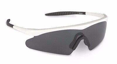 de2e43182c CV(CamoVision) Sunglasses White Frame Polarized Fishing Sunglasses W Free  Case