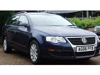 + ONLY 66K MILES+VOLKSWAGEN PASSAT DIESEL ESTATE 2.0 TDI AUTO / AUTOMATIC (LIKE A6 A4 MONDEO)