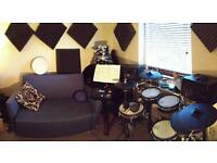 Drum Lessons with Experienced Tutor (Chorlton based drum teacher)