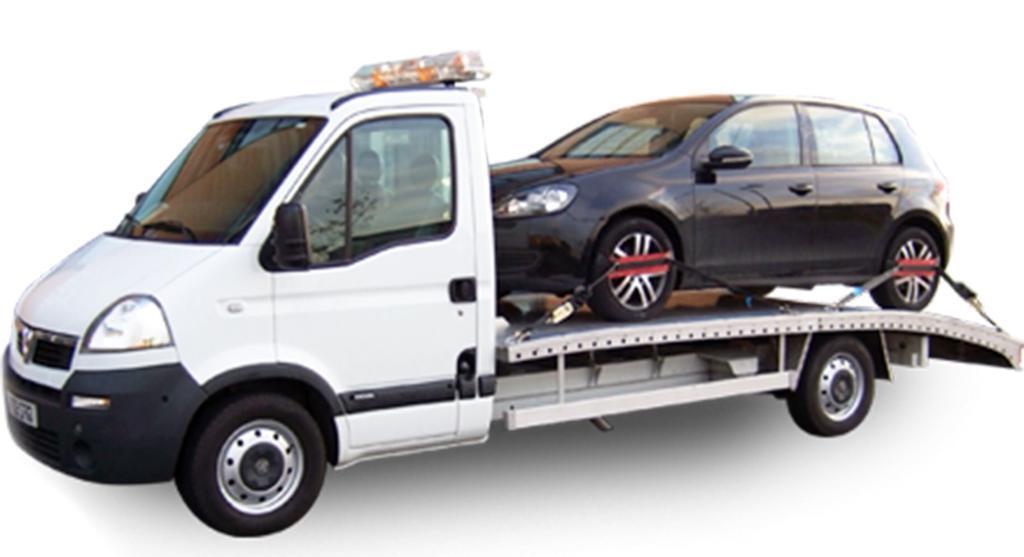 24/7 CAR BIKE RECOVERY TOW TRUCK SCRAP CAR TRANSPORT VEHICLE ...