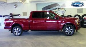 2015 Ford F-150 Lariat (Remote Start  6'5 Box  Navigation)