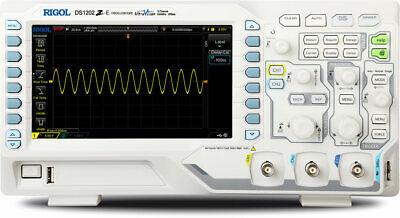 Rigol Ds1202z-e - Two Channel 200 Mhz Digital Oscilloscope