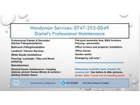 Handyman/Maintenance Services