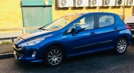 Peugeot 308 1.6 VTi Verve 5dr***2010 well maintained car with a low mileage, drives and looks great!