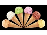Ice cream van driver / rent your own van be your own boss! part time ,full time, or self employed