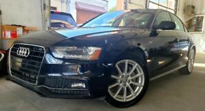 2015 Audi A4 Progressiv plus NAV SUNROOF CAMERA BLUETOOTH MEDIA
