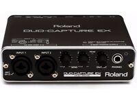 Roland Duo-Capture EX, USB Audio Interface