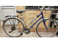 "Claud Butler Hybrid Bike. 18"" Unisex Frame. 700cc Wheels. Fully Working"