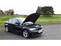 2010 BMW 1 Series, 120 D coupe Sport 64000 low miles and price for a BMW Diesel