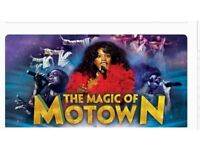 magic of motown 2 tickets front row.live stockport plaza