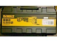 DeWalt 1100W 230V Corded Reciprocating saw DWE305PK-GB.