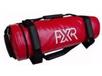 FXR Sports Filled Sand Weighted Power Bag With Handles - (5kg/10kg/15kg/20kg/25kg)