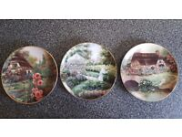 franklin mint limited edition plates