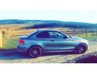 2011 BMW 118d M Sport Coupe, 2.0litre Diesel, 150BPH