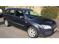 Ford Focus LX Estate with 12 months MOT
