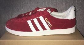 Adidas Gazelles trainers size 5 new £25 women's boys etc