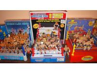 Wanted any wrestling bits