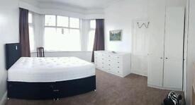 Spacious 1 Bedroom Flat with Bills and Furnishings Included (NO FEES)