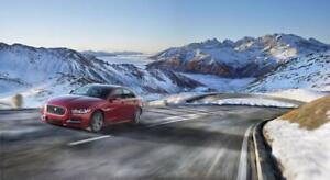 Jaguar XE Winter Tire Package ( 18 Inch ) * JANEX AUTO *