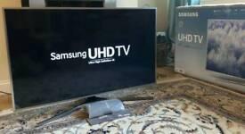 49in Samsung 4K HDR UHD Smart LED TV WI-FI Freeview HD & FreeSat HD Voice CTRL Warranty