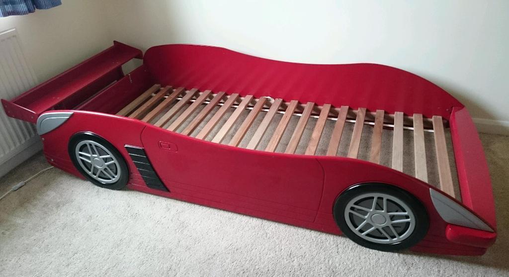 Ferrari Car Bed Ferrari Car Bed Toddler Bed Pictures