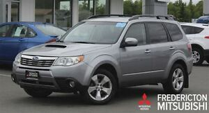 2009 Subaru Forester 2.5XT LIMITED! AWD! LEATHER! SUNROOF!