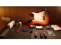 Guitar and Bass Set Up / Maintenance / Repair
