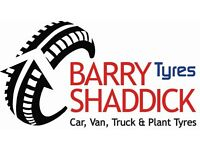 Commercial Tyre Fitter & Trainee Commercial Tyre Fitter (Two Positions)