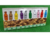 What can you learn from these Rainbow Bottles?