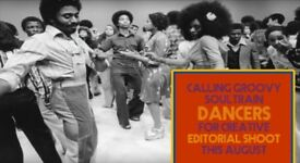 DANCERS WANTED FOR MOTOWN/SOUL PHOTOSHOOT IN LONDON