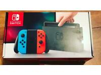 Nintendo Switch (Sealed as new) Neon Edition