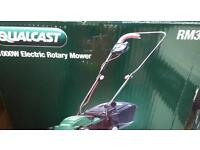 Qualcast 1000w electric rotary mower