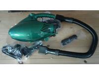 Hand held Turbo Vacuum Cleaner