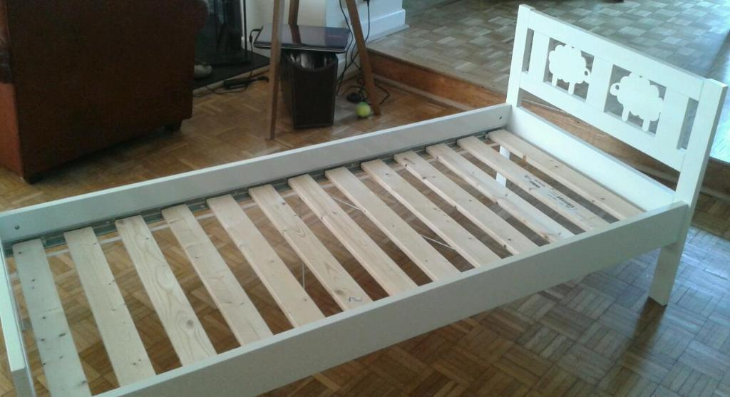 Ikea Toddler Bed In Backwell Bristol Gumtree