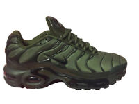 Brand New Nike Air Max TN Tuned Army Green size uk 7, 8 & 9