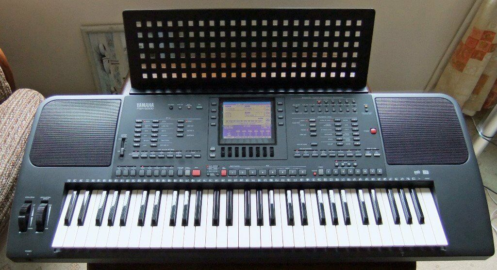 yamaha psr 6000 price reduced in largs north