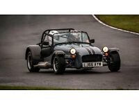 Caterham 420R SV - HUGE SPEC - 2000 Miles - nearly new