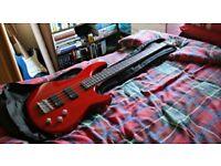 Dean Edge 1 Bass Guitar (swap)