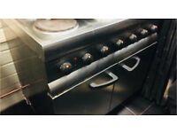 Lincat electric commercial oven