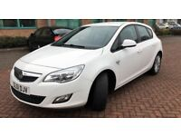 Vauxhall Astra 1.4 i VVT 16v Excite 5dr. Bluetooth. Cruise Control. 6+ months MOT. Full serviced.