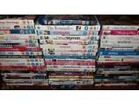 65 DVDs (Includes some New/ Unopened)
